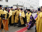 Архиепископ Верейский Евгений освятил новый учебный корпус Свято-Тихоновского университета
