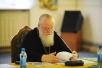 Заседание комиссии Межсоборного присутствия по вопросам церковного управления и механизмов осуществления соборности в Церкви