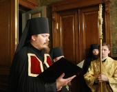 Слово архимандрита Нестора (Сиротенко) при наречении во епископа Кафского, викария Корсунской епархии