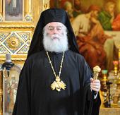 Завершилось пребывание Патриарха Александрийского Феодора в России