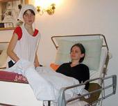 Объявлен новый набор учащихся на бесплатные курсы патронажных сестер при Свято-Димитриевском училище сестер милосердия