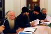 Заседание комиссии Межсоборного присутствия по вопросам организации церковной миссии