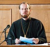 В МДА начался цикл лекций, посвященный внешним церковным связям Русской Православной Церкви