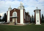 Управляющий Патриаршими приходами в Канаде епископ Иов возглавил торжества по случаю 100-летия основания храма Рождества Пресвятой Богородицы в Ниску
