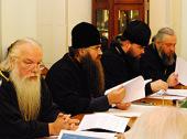В Москве состоялось очередное заседание комиссии Межсоборного присутствия по вопросам организации церковной миссии