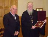 Подписано соглашение между Русской Православной Церковью и Добровольным обществом содействия армии, авиации и флоту России