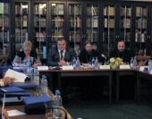 В Сретенском монастыре прошло учредительное заседание московского отделения Церковно-общественного совета по защите от алкогольной угрозы