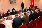 Председатель Синодального комитета по взаимодействию с казачеством принял участие в совещании атаманов войсковых казачьих обществ в Азове