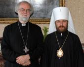 В Ламбетском дворце состоялась встреча председателя ОВЦС с архиепископом Кентерберийским