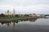 Первосвятительский визит в Ярославскую епархию. Посещение Спасо-Преображенского собора города Рыбинска. Освящение колоколов для собора