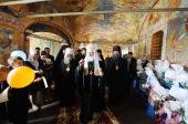 Святейший Патриарх Кирилл посетил город Тутаев