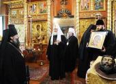 Слово Святейшего Патриарха Кирилла в Рождественском храме села Давыдова