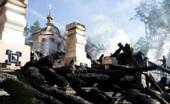 В монастыре во имя святых Царственных страстотерпцев в урочище Ганина Яма произошел пожар