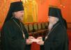 Второе заседание руководителей Синодальных учреждений Русской Православной Церкви