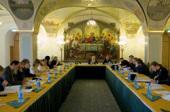 Состоялось очередное заседание комиссии Межсоборного присутствия по взаимодействию Церкви, государства и общества