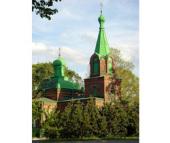 Митрополит Иларион посетил храм в эстонском городе Йыхви, где начинал свое пастырское служение приснопамятный Патриарх Алексий II