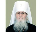 Патриаршее поздравление митрополиту Таллинскому Корнилию с 20-летием архиерейской хиротонии
