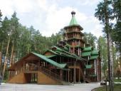 Сгоревший храм монастыря во имя святых Царственных страстотерпцев в урочище Ганина Яма будет полностью восстановлен