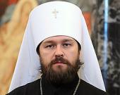 Митрополит Волоколамский Иларион ответил на вопросы корреспондентов эстонских СМИ