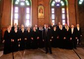 На Балканах прошли концерты Московского Синодального хора