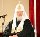 Слово Предстоятеля Русской Церкви на встрече с жителями Корякского округа