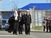 Святейший Патриарх Кирилл: Церковь не оставит попечения о Вооруженных силах