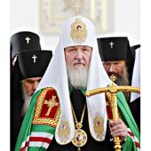 Слово Святейшего Патриарха Кирилла после Божественной литургии в кафедральном соборе Петропавловска-Камчатского