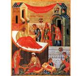 В канун праздника Рождества Пресвятой Богородицы Святейший Патриарх Кирилл совершил всенощное бдение в Воскресенском соборе Южно-Сахалинска