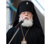 Патриаршее поздравление архиепископу Тверскому Виктору с 70-летием со дня рождения