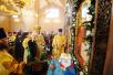 Первосвятительский визит на Дальний Восток. Чин малого освящения храма в честь святого благоверного великого князя Александра Невского в селе Троицком на острове Сахалин