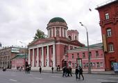 Российскому православному институту передан храм Иоанна Богослова на Новой площади