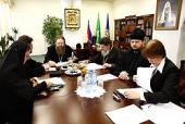В Отделе религиозного образования и катехизации обсудили документы «Стандарта по православному образованию для начального, общего и среднего образования»