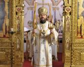 Председатель ОВЦС совершил Божественную литургию в Свято-Николаевском кафедральном соборе Вены
