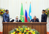 Соглашение о социальном партнерстве между Русской Православной Церковью и Республикой Саха (Якутия)