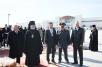 Первосвятительский визит на Дальний Восток. Прибытие в Якутск