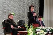 Состоялась встреча протоиерея Всеволода Чаплина и В.Р. Легойды с общественностью и молодежью Якутии