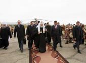 С 16 по 25 сентября 2010 года состоялся Первосвятительский визит Святейшего Патриарха Кирилла на Дальний Восток