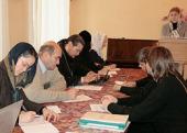 В Смоленской духовной семинарии прошел семинар «Лицензирование и аккредитация духовных учебных заведений»
