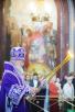 Патриаршее служение в Храме Христа Спасителя в праздник Воздвижения Креста Господня