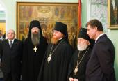 Заключено соглашение о сотрудничестве между Русской Православной Церковью и Холдингом Межрегиональных распределительных сетевых компаний