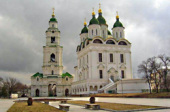 Делегация Управления делами Московской Патриархии посетила Астраханскую епархию