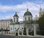 Блаженнейший Митрополит Чешских земель и Словакии Христофор совершил Божественную литургию в московском храме святителя Николая в Котельниках