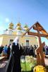 Первосвятительский визит на Дальний Восток. Лития на могиле епископа Зосимы (Давыдова)