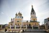 Первосвятительский визит на Дальний Восток. Посещение Спасо-Преображенского собора Якутска