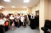 Первосвятительский визит на Дальний Восток. Торжественная церемония открытия Духовно-просветительского центра Южно-Сахалинской епархии