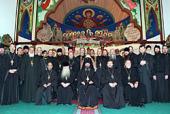 Состоялось собрание духовенства Патриарших приходов в США