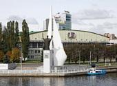 Святейший Патриарх Кирилл освятил памятник святителю Николаю Чудотворцу в Калининграде