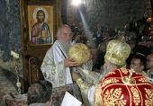 Делегация Русской Православной Церкви приняла участие в торжествах по случаю официальной интронизации Святейшего Патриарха Сербского Иринея