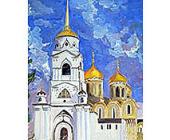 В январе 2011 года в Москве пройдет VI международный конкурс детского творчества «Красота Божьего мира»