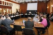 Состоялось заседание общего собрания членов Издательского Совета Русской Православной Церкви